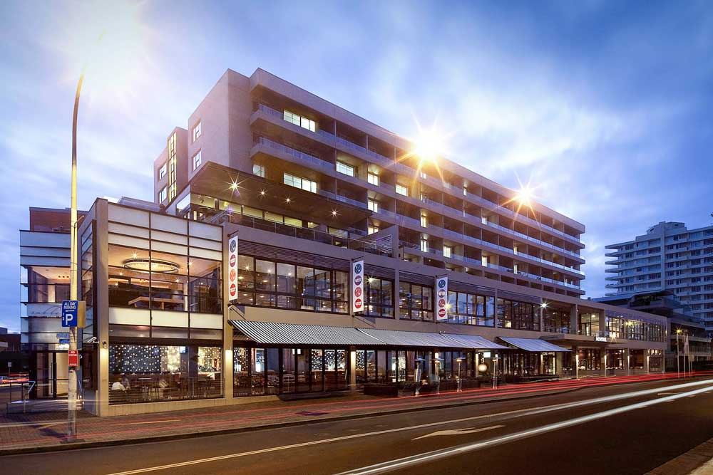 novotel manly remotehq it services